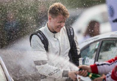 Rallin Suomen mestari vaihtaa tiimiä EM-sarjassa