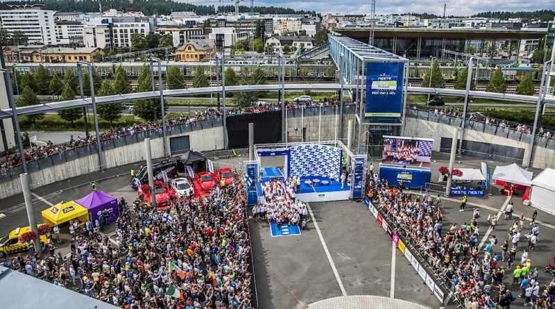 Suomen MM-ralli