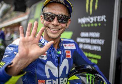 MotoGP-legenda Valentino Rossi haluaa oppia rallin salat Suomessa