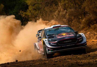Turkin MM-rallin osallistujalista supistui huomattavasti – Ford mukaan kolmella WRC-autolla