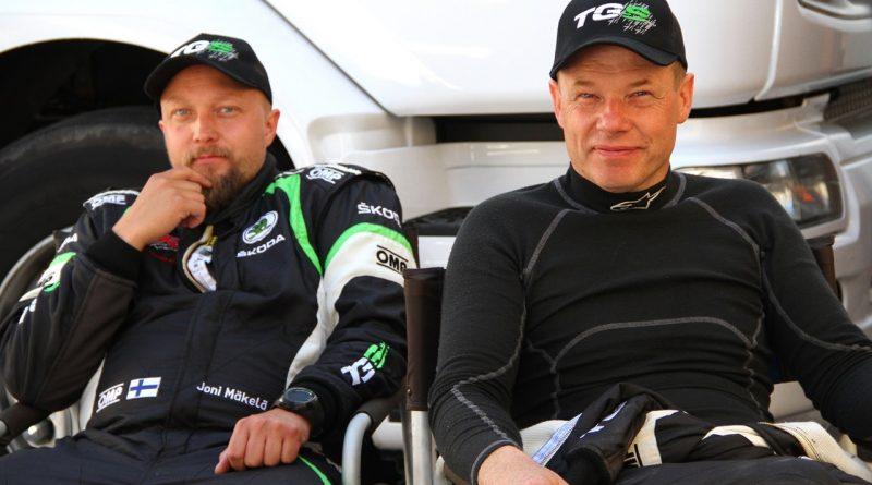 Joni Mäkelä ja Marko Mänty