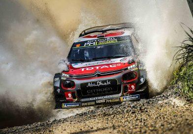 Citroenin WRC-tiimillä kaikki konstit käytössä – ilmoitti kolme WRC-autoa MM-kauden päätösralliin