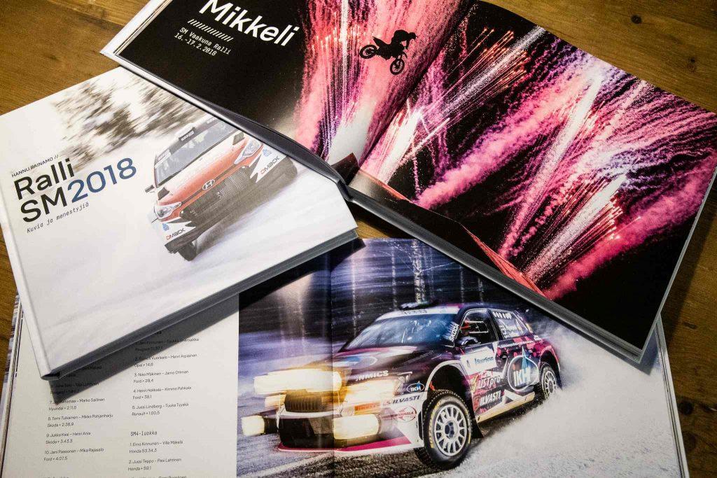 Ralli SM 2018 - Kuvia ja menestyjiä