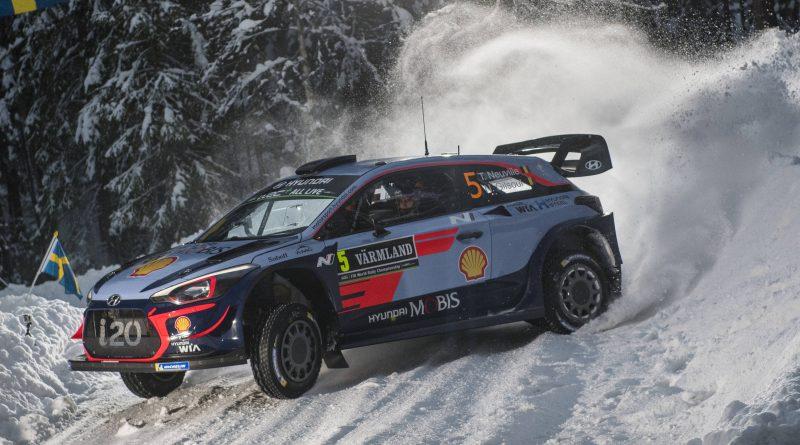 Ruotsin Ralli 2018