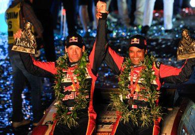Nasser Al-Attiyah ajoi Dakar-rallin voittoon – Sebastien Loeb kolmas