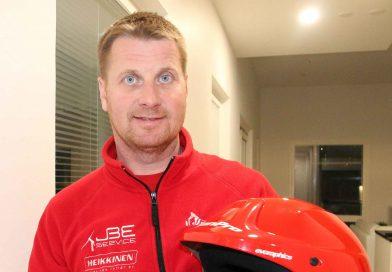 Janne Tuohino hankki uuden WRC-auton ja perusti rallitiimin
