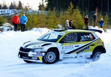 Joensuun SM-rallin muhkeat 123 kilpailijaa – mukana myös yksi WRC-auto