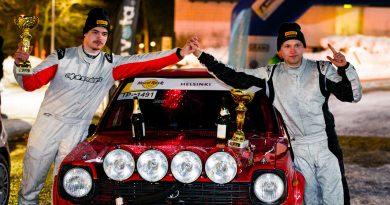 Kristian Nieminen ja Valtteri Nieminen
