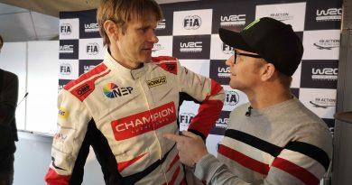Marcus Grönholm ja Petter Solberg