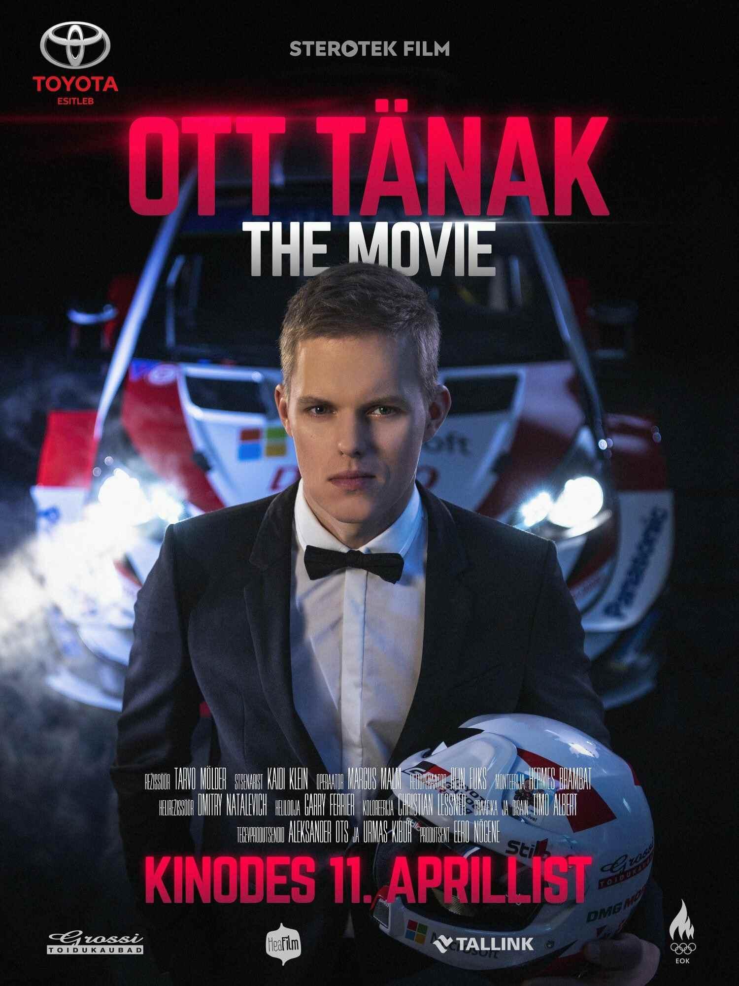 Ott Tänak Movie