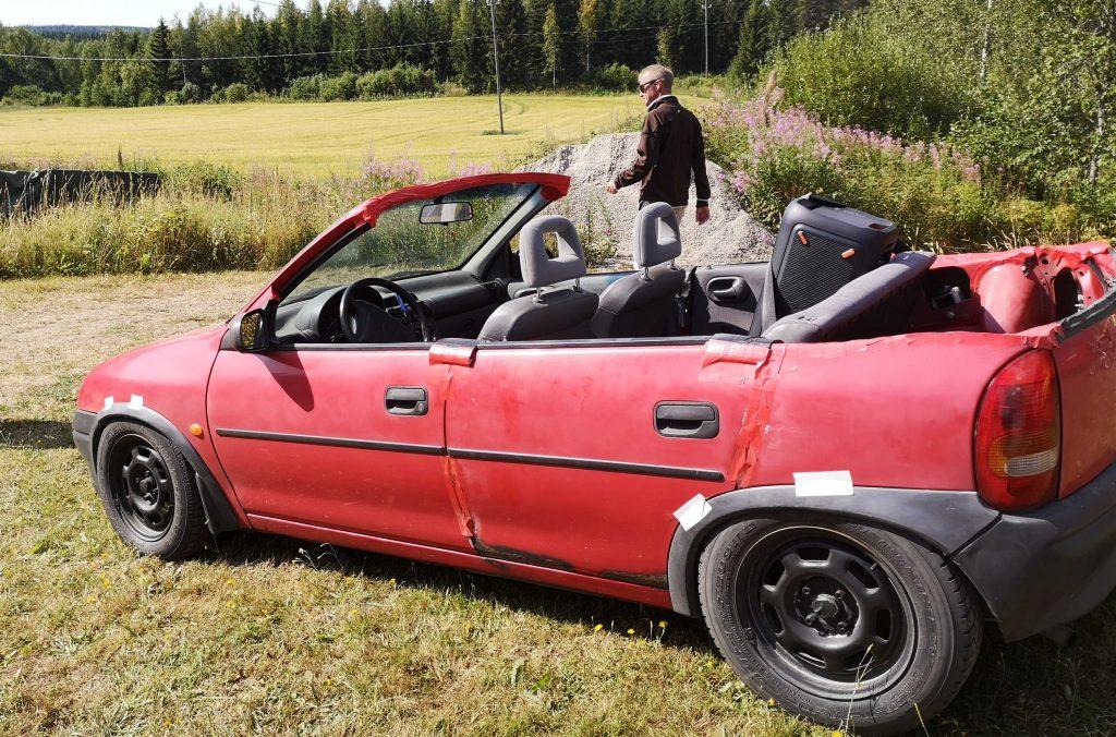 Kalle Rovanperä Opel
