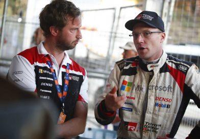 """Toyotan WRC-tiimille kovaa oppia – """"Teimme vääriä valintoja"""""""