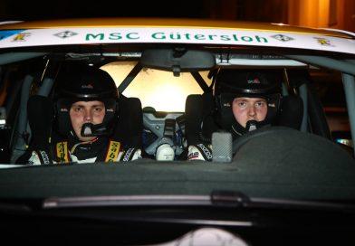 Eerik Pietarinen kuittasi Saksassa Opel-rallimestaruuden