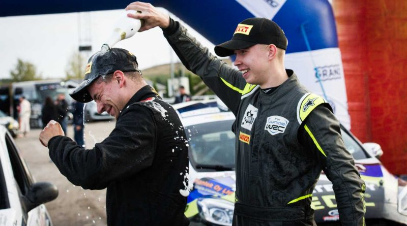 Heikki Koski-Lammi ja Aleksi Röyhkiö