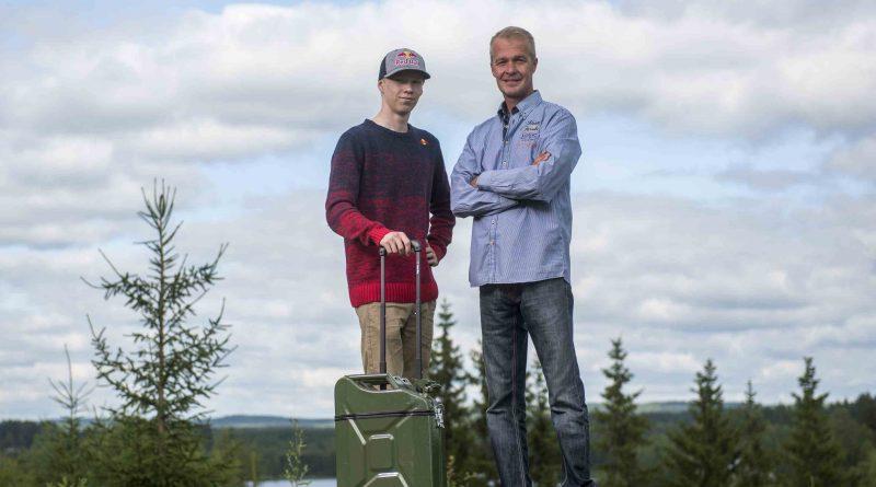 Kalle ja Harri Rovanperä