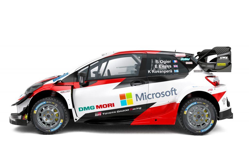 Yaris WRC 2020