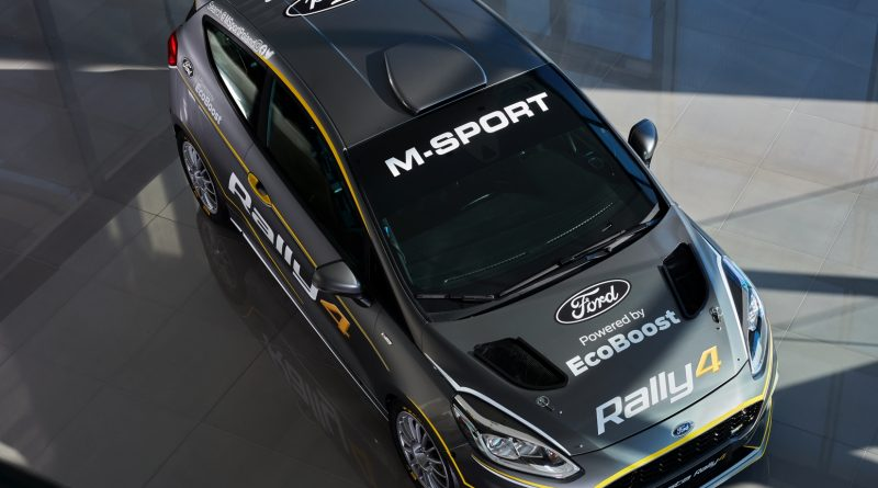 Ford Fiesta Rally4