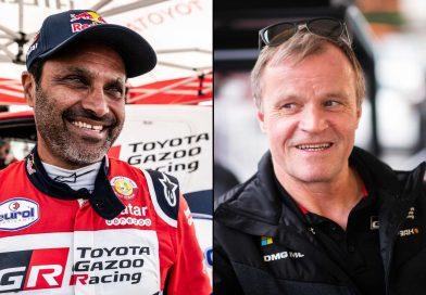 Tommi Mäkinen sai tarjouksen Dakar-voittajalta