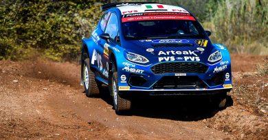 """Italialaiskonkari ajaa kaksi rallia Fordin WRC-autolla – """"En odottanut tätä missään vaiheessa"""""""