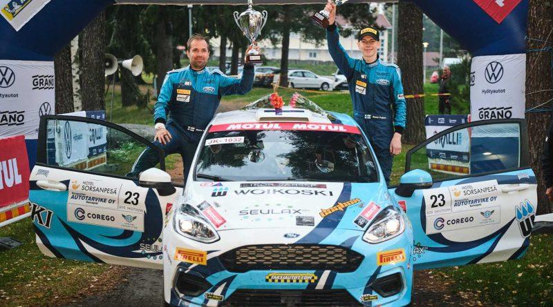 Marko Salminen ja Sami Pajari