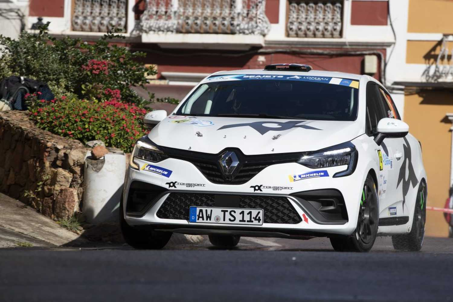 Renault Clio Rally5