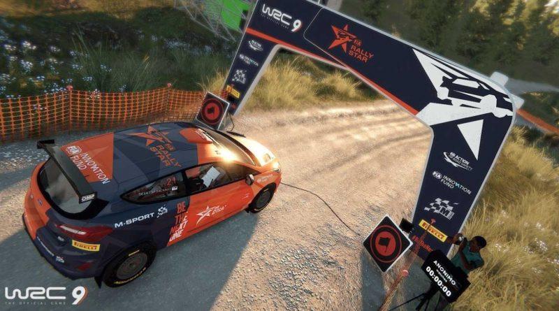 FIA etsii uutta rallitähteä WRC9-pelillä.