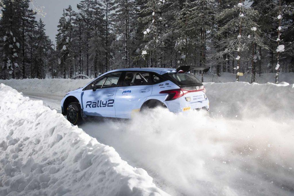 Hyundai i20N Rally2