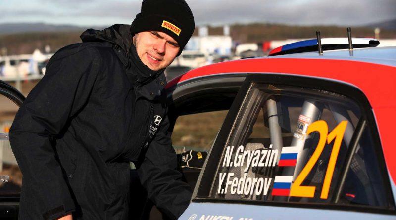 Nikolai Grjazin