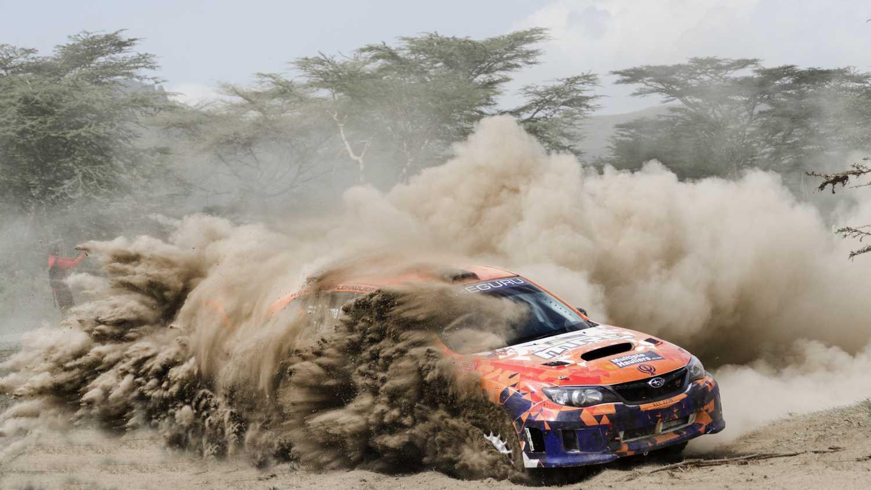 Kenian ralli