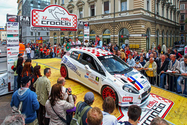 Kroatia ralli 2010