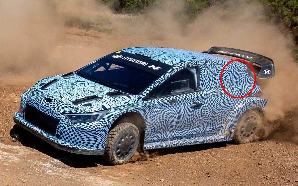Hyundai i20 N Rally1