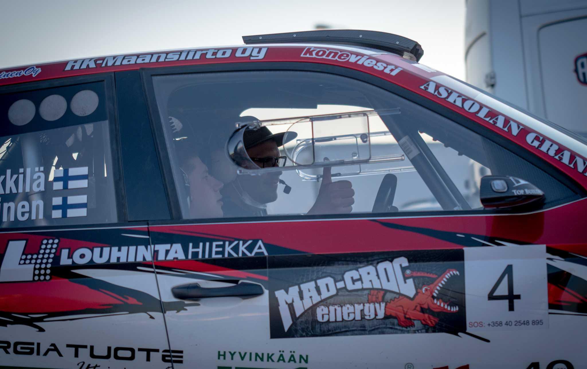 Mikko Heikkilä ja Topi Luhtinen