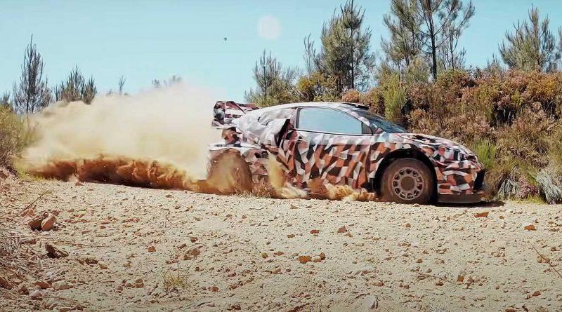 Toyota GR Yaris Rally1