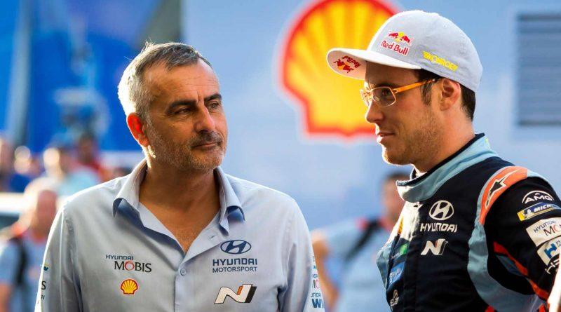 Alain Penasse ja Thierry Neuville