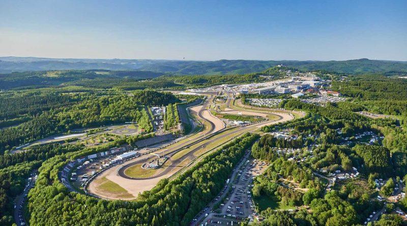 Nürburgring ilmakuva