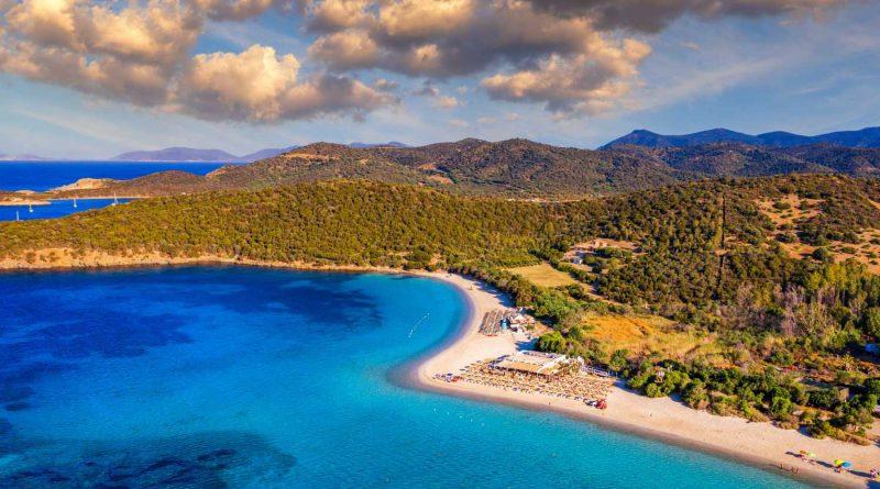 Sardinia maisema