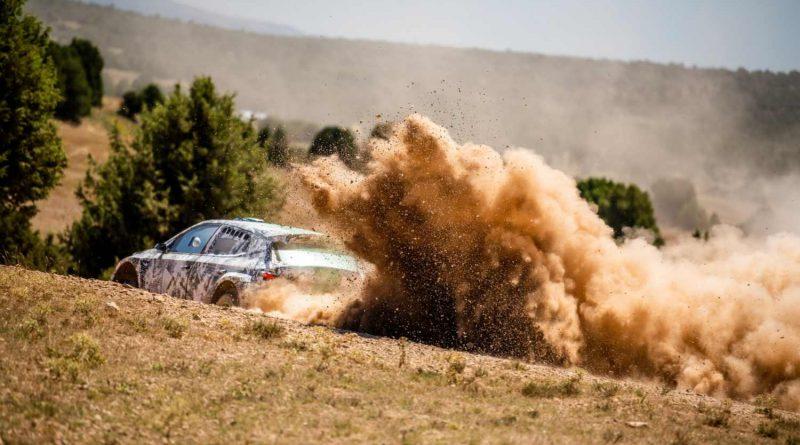 Skoda Fabia Rally2