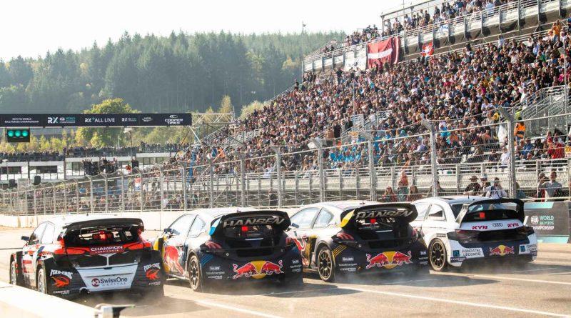 Belgian MM-rallicross